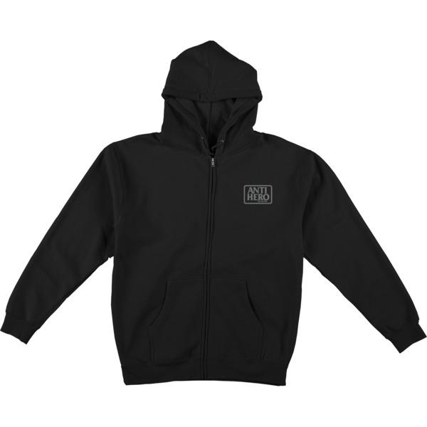 Anti Hero Skateboards Reserve Zip-Up Hooded Sweatshirt