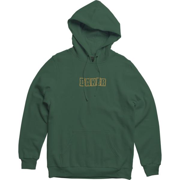 Baker Skateboards Brand Logo Men's Hooded Sweatshirt