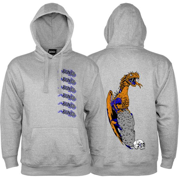 Bones Wheels Cody Lockwood Dragon Men's Hooded Sweatshirt