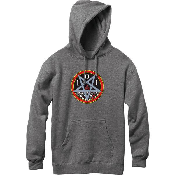 Cliche Skateboards Heritage Devil Worship Men's Hooded Sweatshirt
