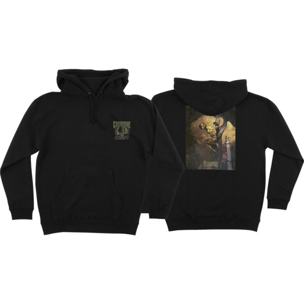 Creature Skateboards Creepy Eternity Men's Hooded Sweatshirt