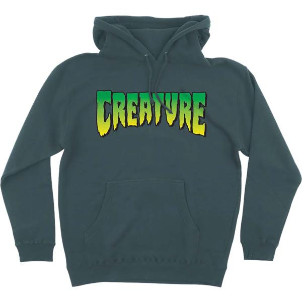Creature Skateboards Logo Men's Hooded Sweatshirt