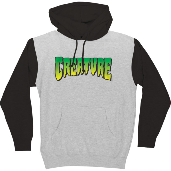 Creature Skateboards Logo Men's Hooded Sweatshirt
