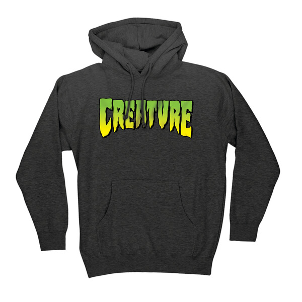 Creature Logo Hooded Sweatshirt