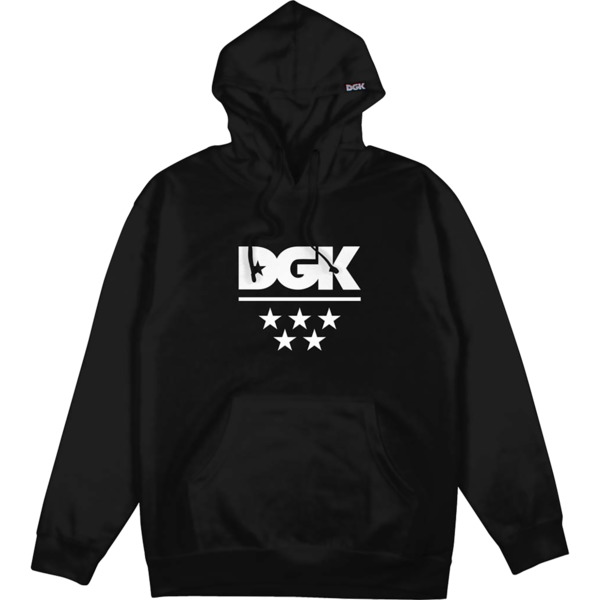 DGK Skateboards All Star Men's Hooded Sweatshirt