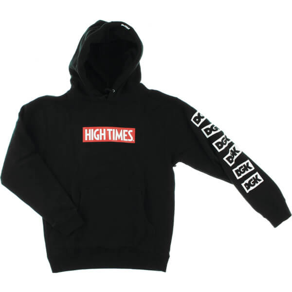 DGK Skateboards High Times Lock Up Men's Hooded Sweatshirt