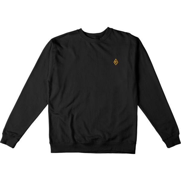 Krooked Skateboards Diamond K Men's Crew Neck Sweatshirt