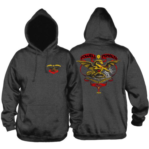 Powell Peralta Banner Dragon Men's Hooded Sweatshirt