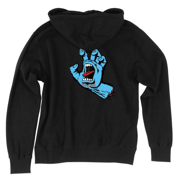 Santa Cruz Screaming Hand Hooded Sweatshirt