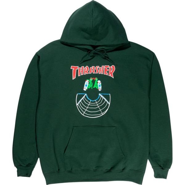 Thrasher Magazine Doubles HD Men's Hooded Sweatshirt