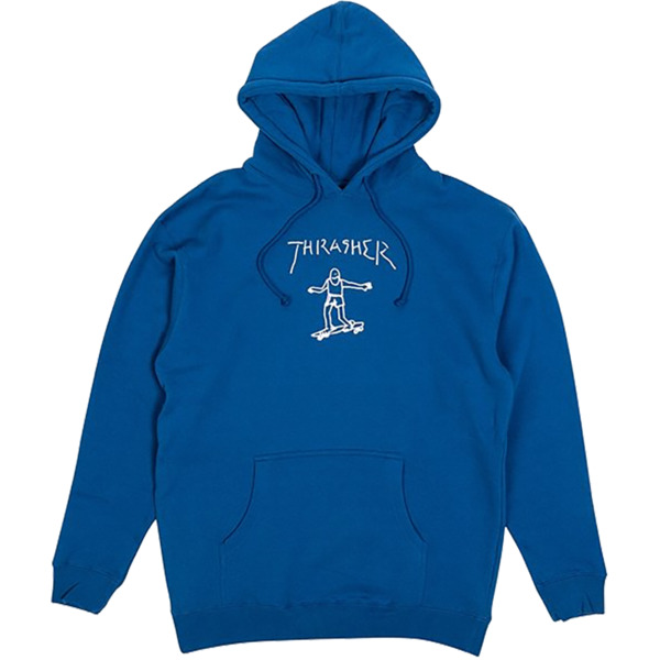 Thrasher Magazine Gonz Men's Hooded Sweatshirt