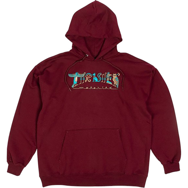 Thrasher Magazine Hieroglyphic Men's Hooded Sweatshirt