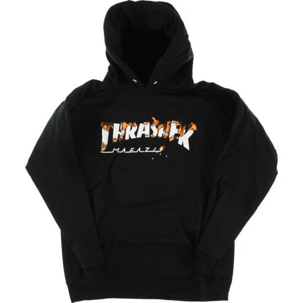 Thrasher Magazine Intro Burner Men's Hooded Sweatshirt