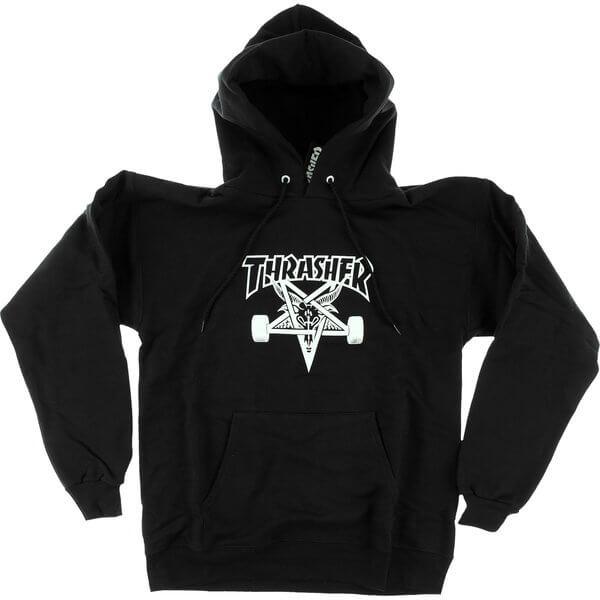Thrasher Magazine Skategoat Men's Hooded Sweatshirt