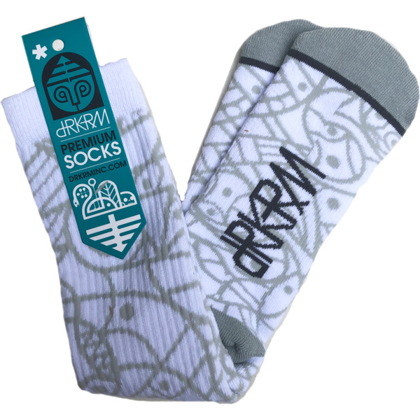 Darkroom Collective Crew Socks - One size fits most
