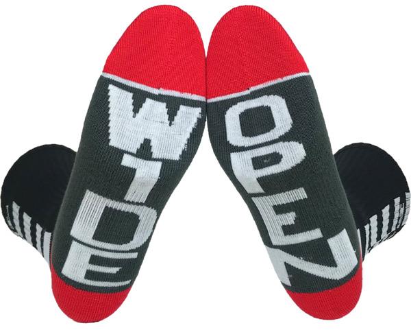 Fuel Clothing Wide / Open Victory Crew Socks - Standard