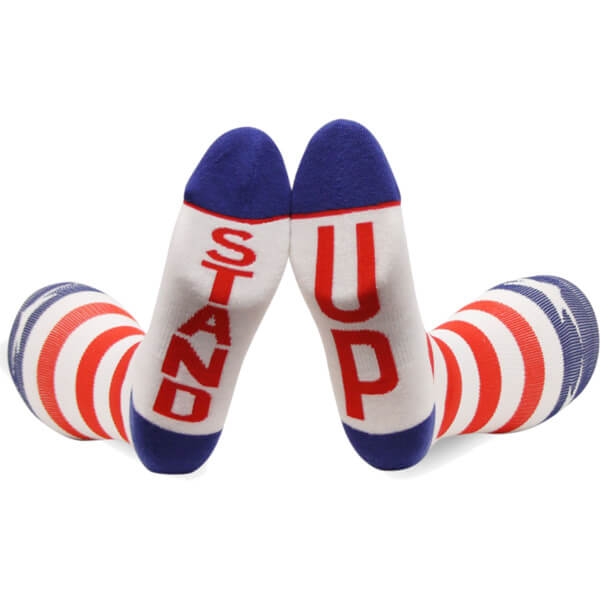 Fuel Clothing Merica -Stand / Up Knee High Socks - Standard