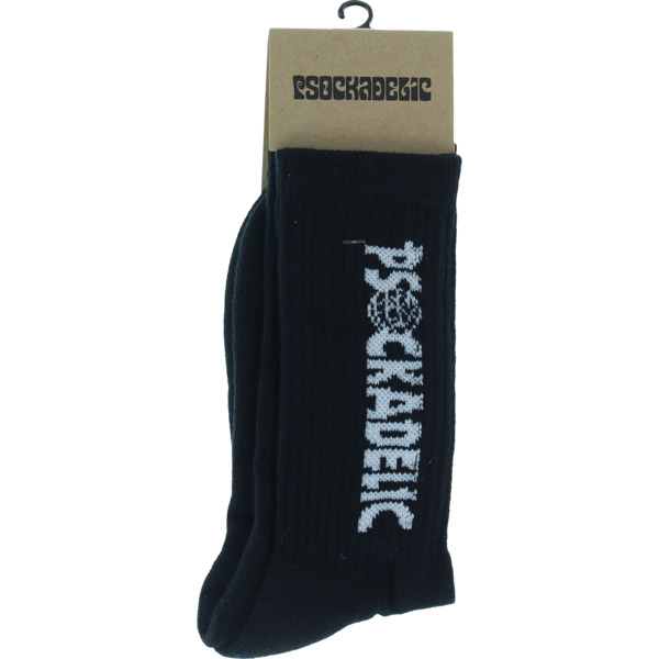 Psockadelic Party Time Crew Socks - One size fits most