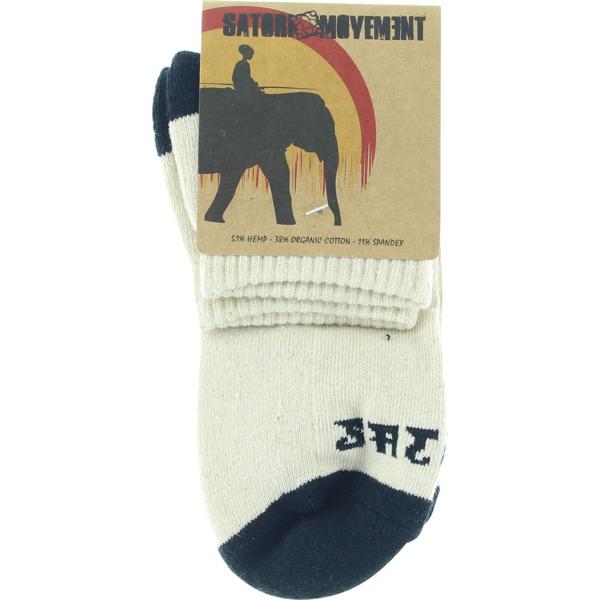 Satori Movement Warrior Natural Ankle Socks - Small