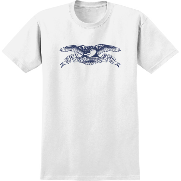 Anti Hero Skateboards Basic Eagle Boys Youth Short Sleeve T-Shirt