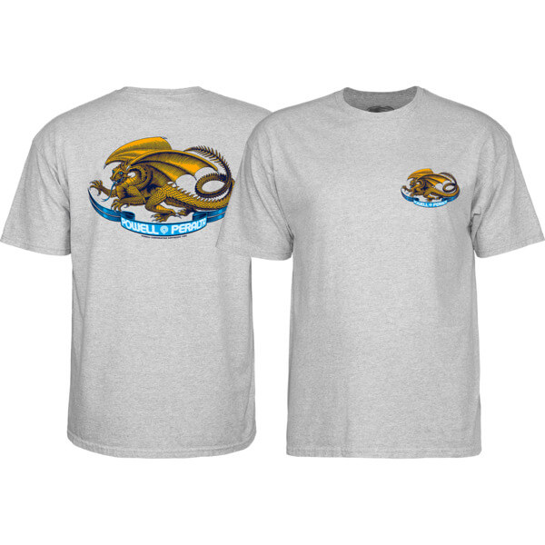 Powell Peralta Oval Dragon Boys Youth Short Sleeve T-Shirt