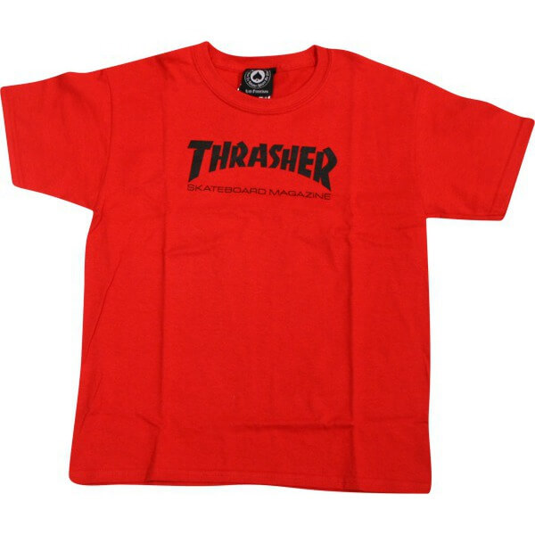 Thrasher Mag Logo T-Shirt