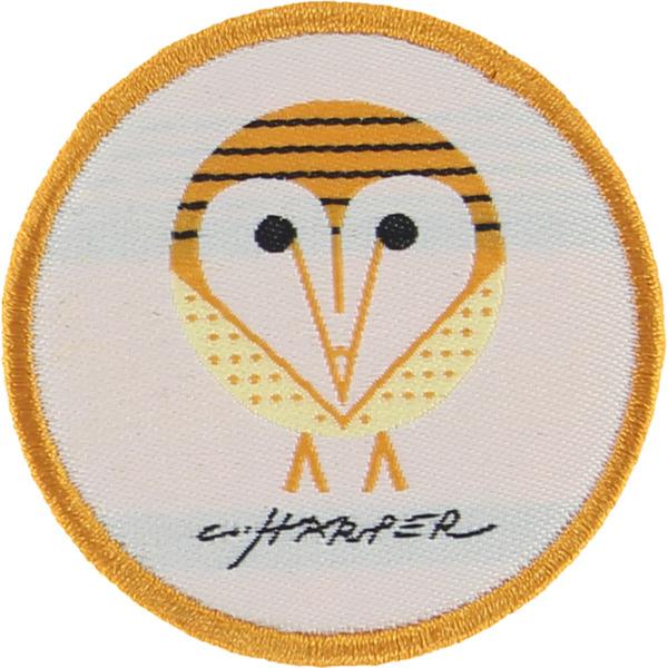 Habitat Skateboards Harper Owl Patch