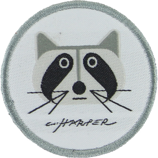 Habitat Skateboards Harper Racoon Patch