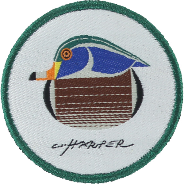 Habitat Skateboards Harper Wood Duck Patch