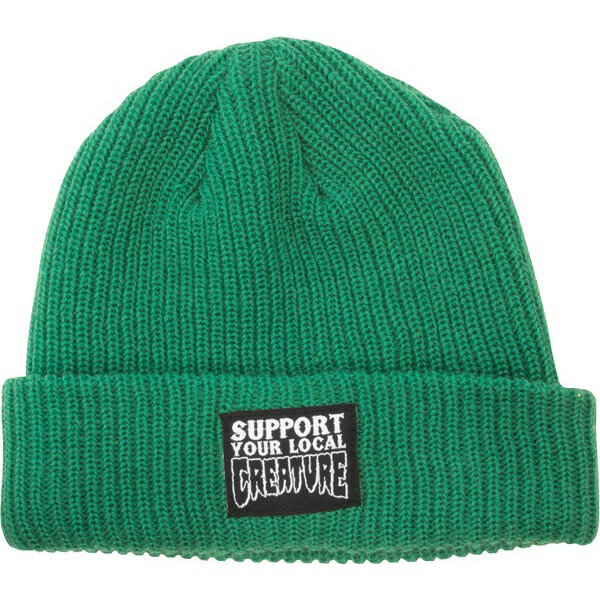 Creature Support Patch Beanie