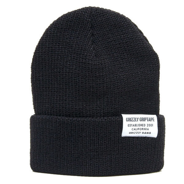 Grizzly Certified Fold Beanie