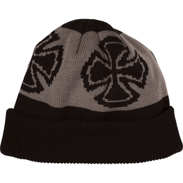Independent Crosses Beanie Hat