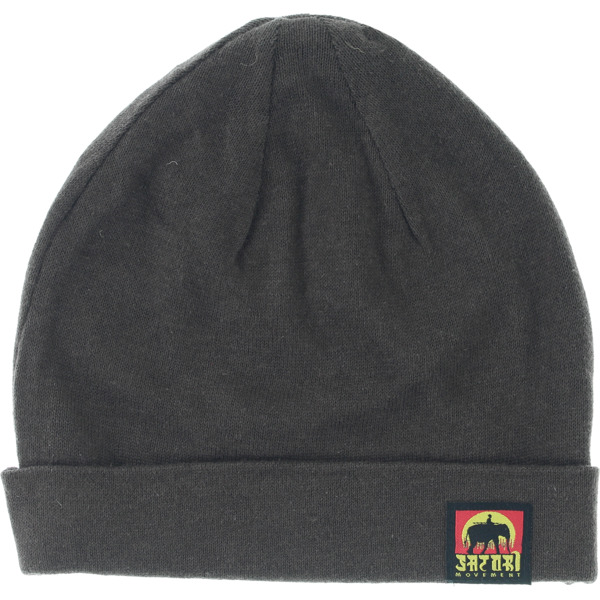 Satori Movement Pioneer Chocolate Beanie Hat