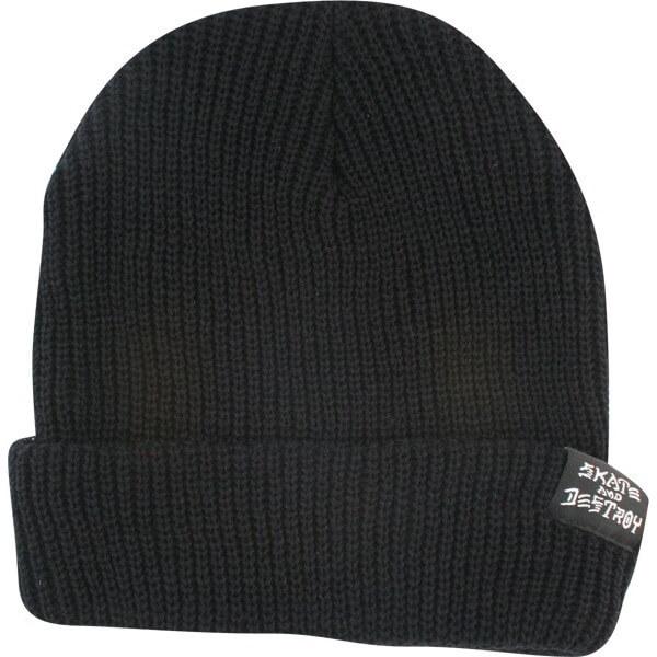Thrasher Magazine Skategoat / Skate & Destroy Beanie Hat