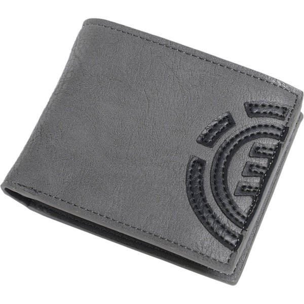 Element Skateboards Daily Stone Grey Wallet