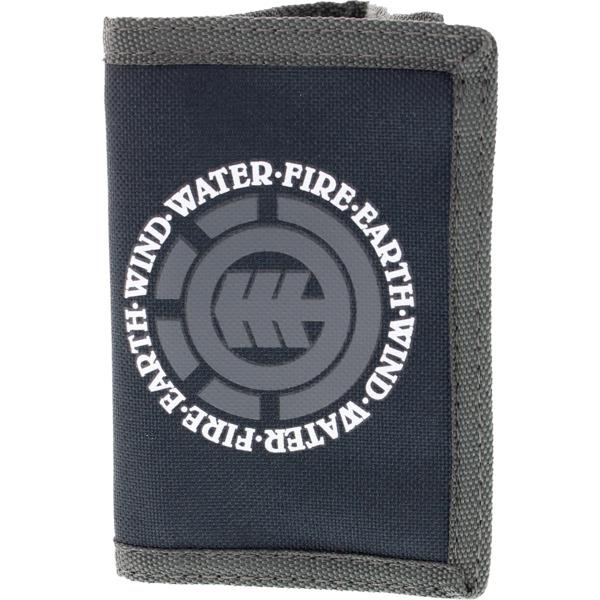 Element Skateboards Elemental Orginal Navy Wallet