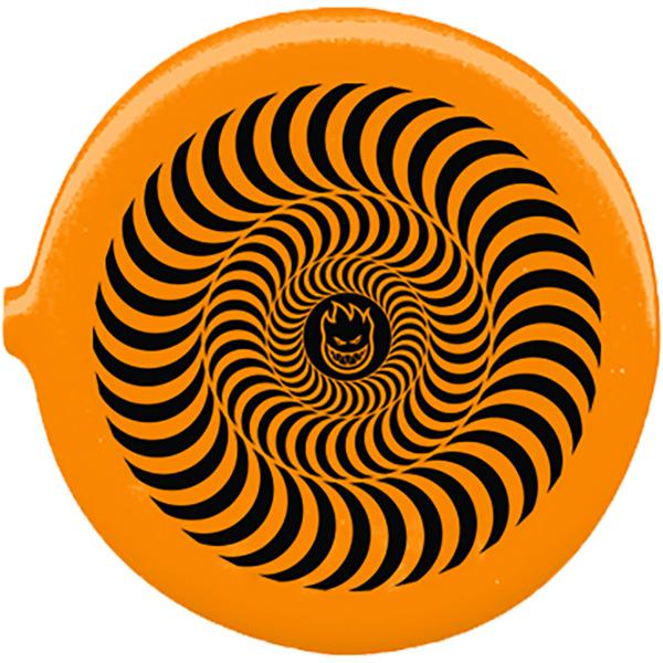 Spitfire Wheels Coin Pouch Bighead Swirl Orange / Black Wallet