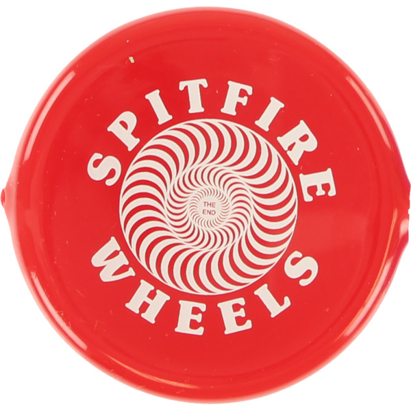 Spitfire Wheels Coin Pouch OG Classic Red / White Wallet