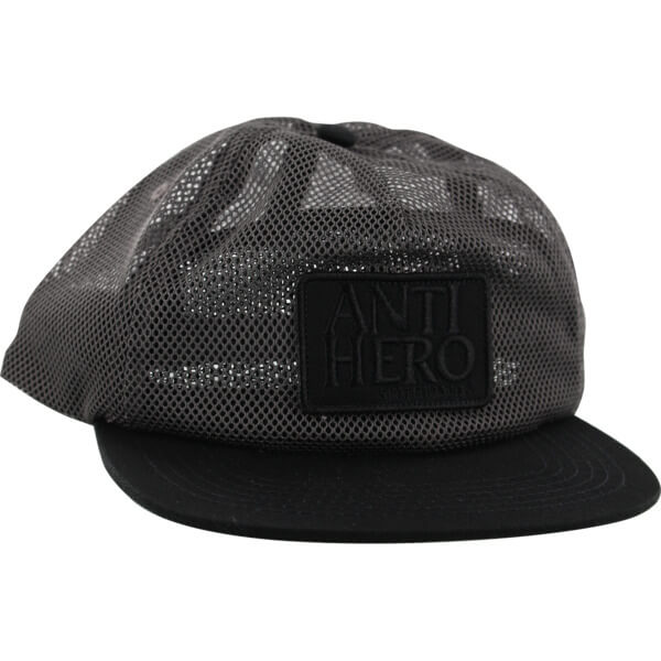 Anti Hero Skateboards Reserve Mesh Trucker Hat - Warehouse Skateboards caa19de9f3e