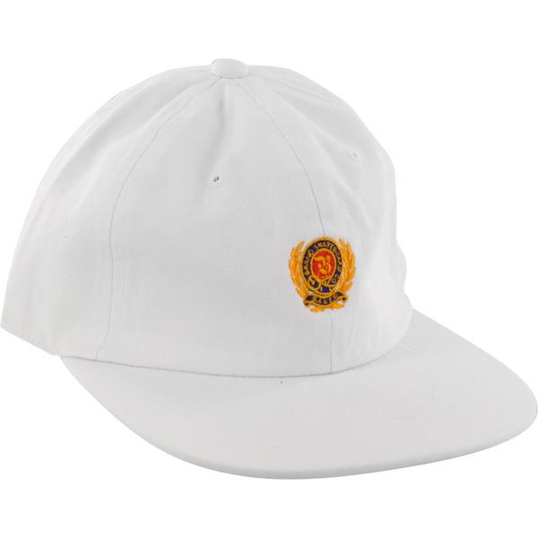 Baker Skateboards Crest White Hat - Adjustable