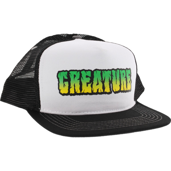 Creature Skateboards Breaker Mesh Trucker Hat