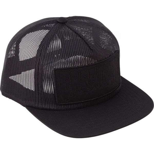 Creature Skateboards Reverse Patch Mesh Trucker Hat