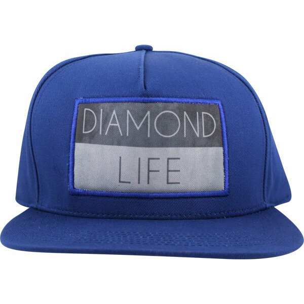 Diamond Diamond Life Flag Hat