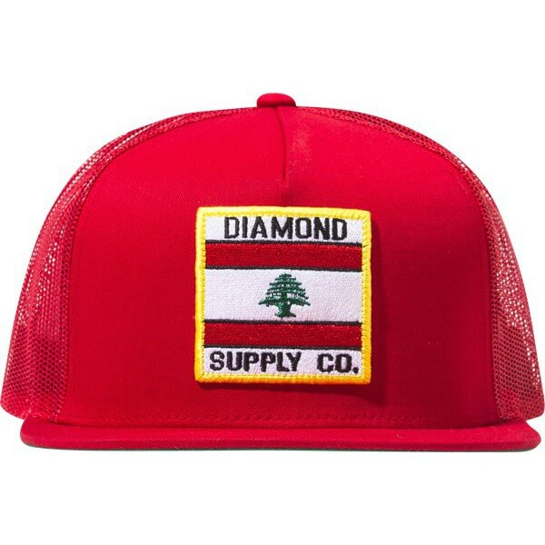 Diamond My Country Hat
