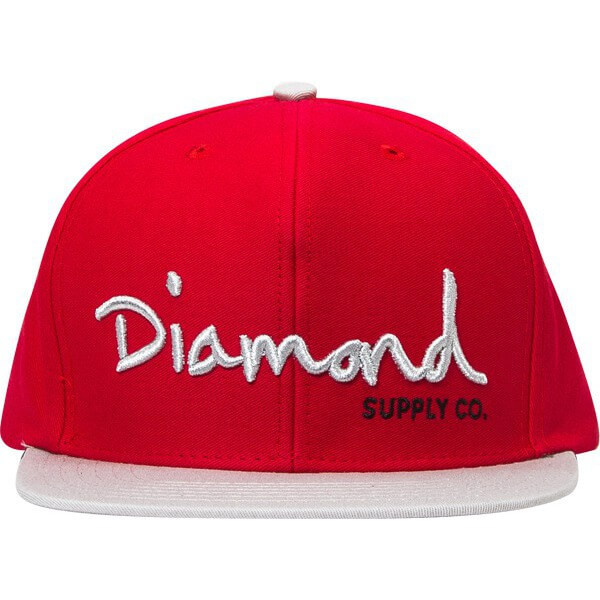 Diamond OG Script Hat
