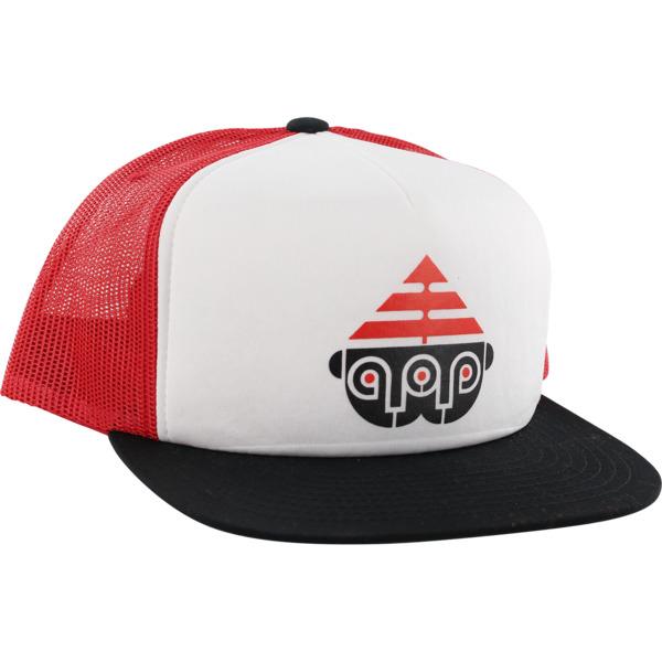 Darkroom Triclops Black / White Hat - Adjustable
