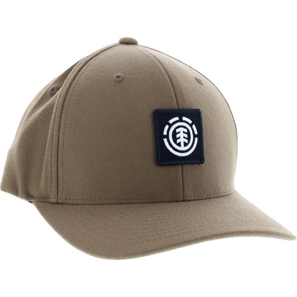 Element Skateboards Tree Logo Taupe Hat - Small / Medium