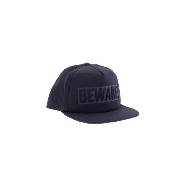 Grizzly Grip Tape Beware Navy Hat - Adjustable