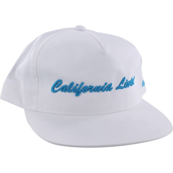 Grizzly Grip Tape California Livin White Hat - Adjustable