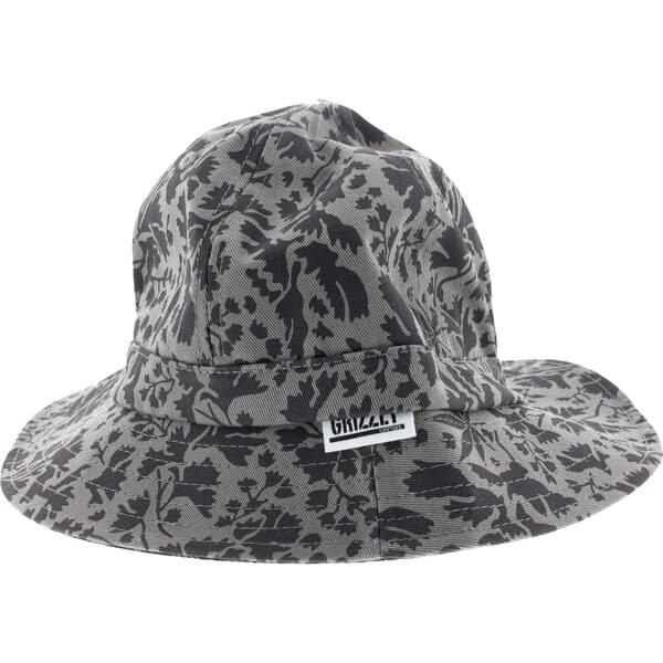 Grizzly Grip Tape Springfield Bucket Hat - Warehouse Skateboards d1ee483b728
